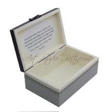 Pudełko dla pary młodej No.1