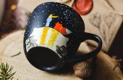 Kubek ręcznie malowany - Mały Książę