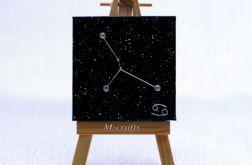 Kartka-Magnes: Znaki zodiaku-Rak
