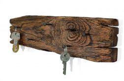 Wieszak na klucze Drewniany