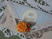 Kartka na 30 Rocznicę  Ślubu