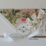 kopertówka - W Dnoiu Ślubu # 1/2020 - Kopertówka z ozdobną wkładką