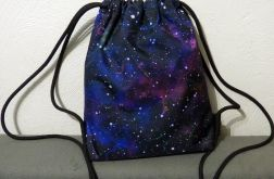 Worek - plecak Galaktyka