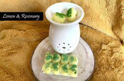 Cytryna i Rozmaryn - wosk zapachowy sojowy