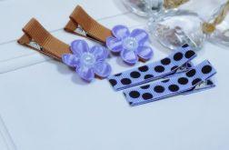 spinki spineczki 4 szt. handmade