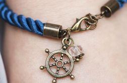 Morskie opowieści - koło sterowe