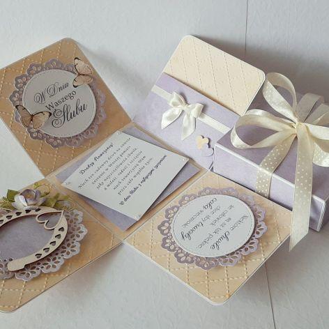 Pudełko ślubne #1