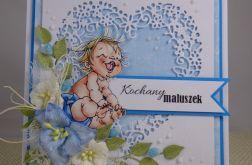 kartka na narodziny #1