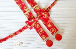 Szelki i mucha Świąteczne #3