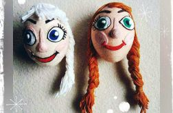 Pisanki ELSA & ANNA/Frozen/Kraina Lodu