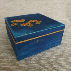 Herbaciarka kwadratowa malowana- Jeżówka