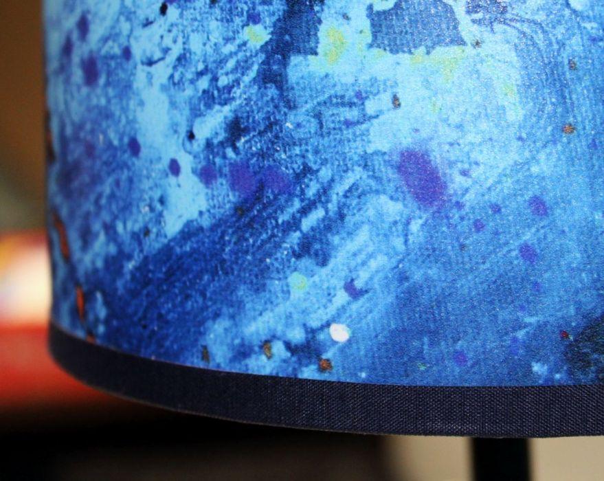 Inspirująca lampa stojąca nocna kOSMOTANY M - Lampa kOSMOTANY