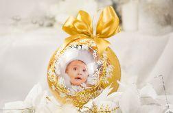 bombka-pierwsza gwiazdka dziecka
