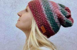 ciepła czapka organic merino