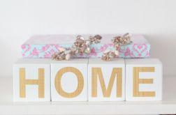 Napis dekoracyjny HOME