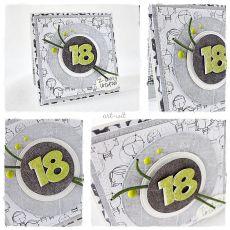 Kartka na 18 urodziny