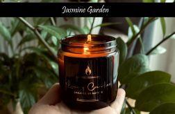 Jasmine Garden naturalna świeca sojowa 120ml