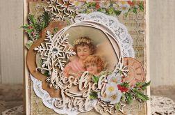Wesołych świąt #7 (kartka z kopertą)