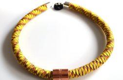 Naszyjnik SUMMER ADVENTURE - model Orange Snake