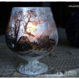 Lampion zimowy