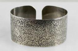 Piasek - metalowa bransoleta 130523-06