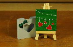 Walentynkowa kartka-magnes 5