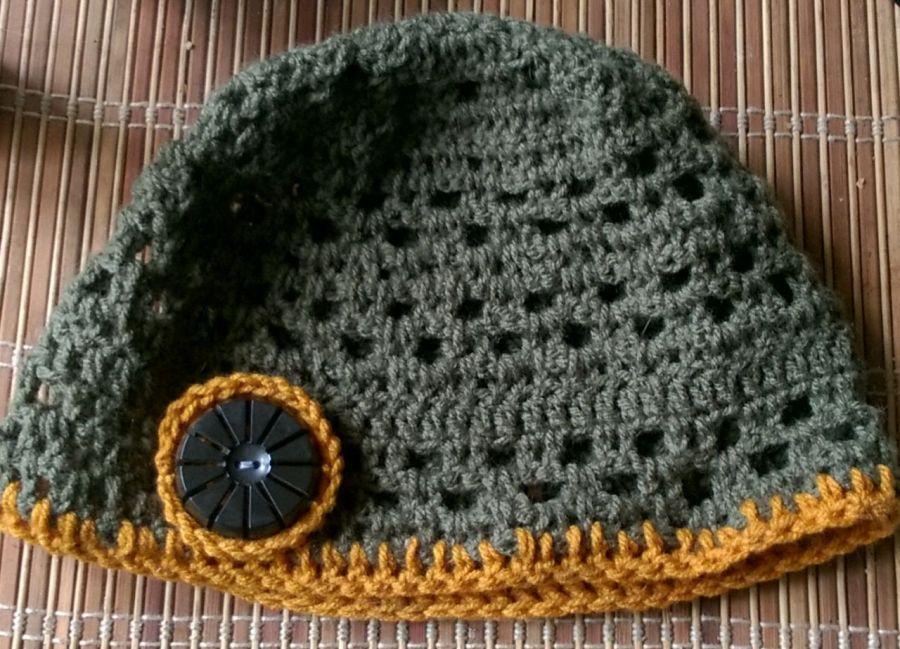 czapka jesienna