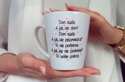KUBEK Latte DAM RADĘ 1