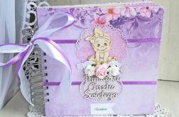 Album na Chrzest dla Dziewczynki prezent