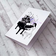 Najpiękniejsze Życzenia II... karteczka II