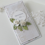 Personalizowana kartka ślubna DL -v.15 - ul1c