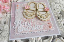 Kartka z okazji Baby shower 03