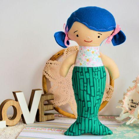Syrenka - lalka - 30 cm - Ela