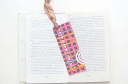Nowoczesna zakładka do książki - n.5