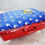 Legowisko walizko-kojec #pieswygodny