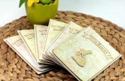 Kartki z zajączkiem na Wielkanoc