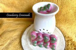 Żurawinowa Lemoniada - wosk zapachowy sojowy