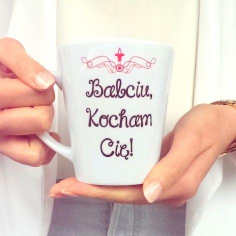 KUBEK Latte DLA BABCI 1