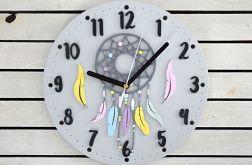 Zegar dla dziecka łapacz snów