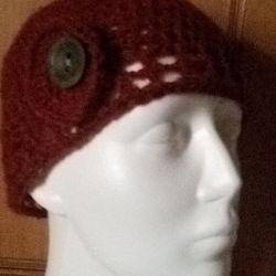 czapka z moheru