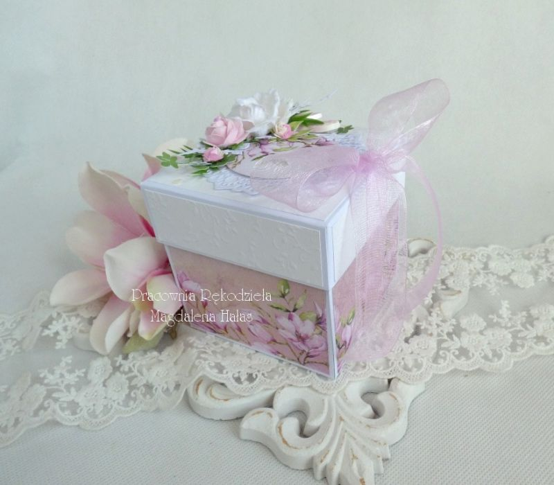 Ślubny exploding box 193 -