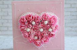 W sercu różowych róż i pereł