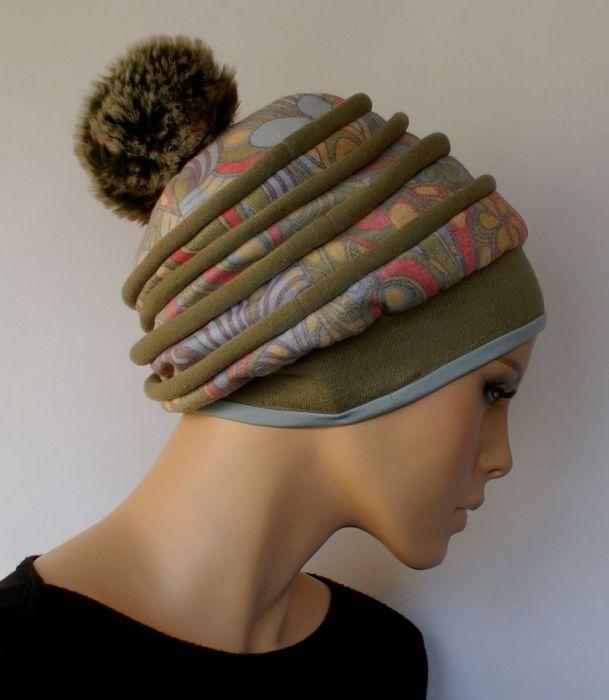 czapka PASTEL