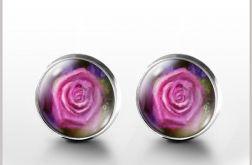 Róże - kolczyki wkrętki