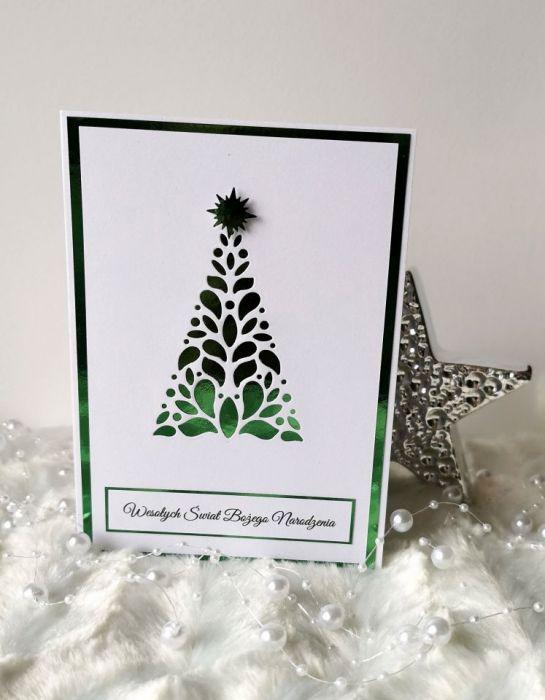 Kartka świąteczna KBN1 -