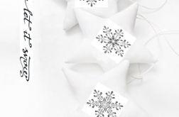 CHRISTMAS #5 - gwiazdeczki na choinkę