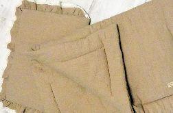 Muślinowa pościel niemowlęca do łóżeczka
