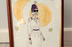 Księżycowa kobieta
