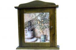 LEMON TREE - szafka na klucze
