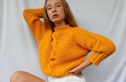 sweterek z warkoczem - kolory